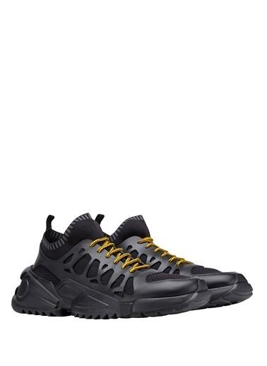 Salvatore Ferragamo Salvatore Ferragamo  Erkek Sneaker 101569085 Siyah